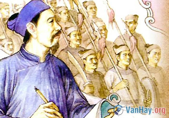"""Có ý kiến cho rằng, Bình Ngô đại cáo của Nguyễn Trãi là một """"thiên cổ hùng văn"""". Qua việc phân tích tác phẩm, hãy làm sáng tỏ nhận định trên"""
