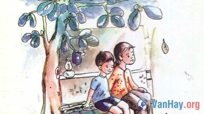 Truyện ngắn Hai đứa trẻ là một tác phẩm tiêu biểu cho phong cách nghệ thuật của Thạch Lam. Anh chị hãy chứng minh nhận định trên