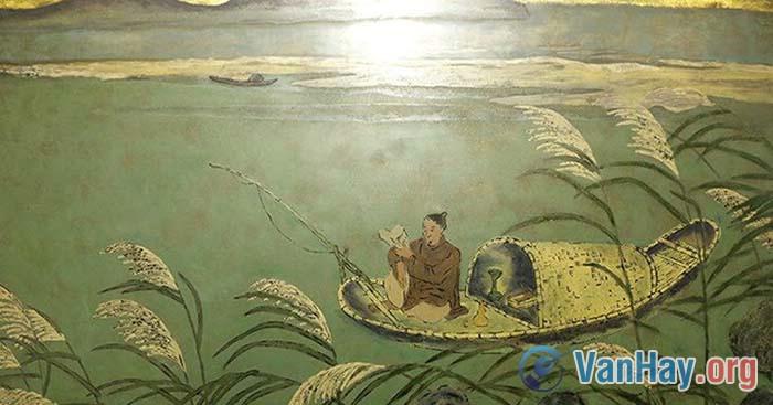 Bình giảng bài thơ Câu cá mùa thu (Thu điếu) của Nguyễn Khuyến