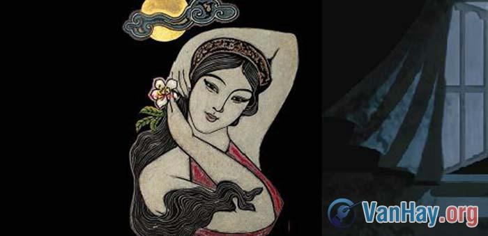 Bình giảng bài thơ Tự tình (bài II) của Hồ Xuân Hương