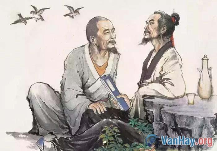 Bình giảng hai dòng thơ cuối trong bài Khóc Dương Khuê của Nguyễn Khuyến: Tuổi già hạt lệ như sương/ Hơi đâu ép lấy hai hàng chứa chan!