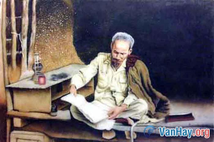 Bình giảng bài thơ Báo tiệp (Tin thắng trận) của Hồ Chí Minh