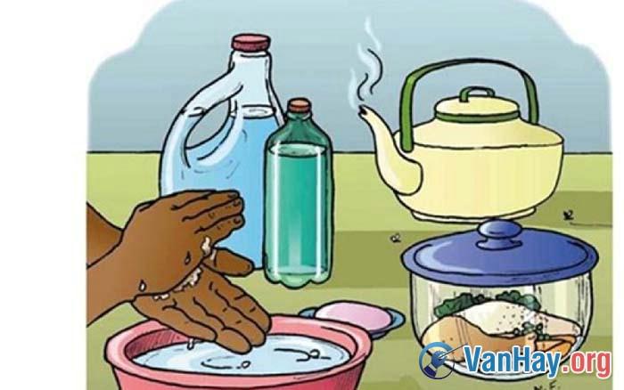 Bàn luận về vấn đề giữ gìn vệ sinh