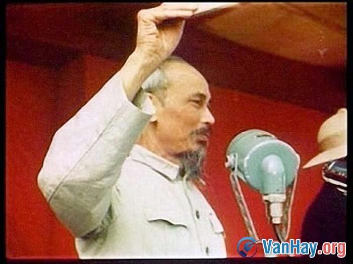 Độc lập tự do là khát vọng, là ý chí của đất nước và con người Việt Nam