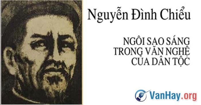 Phân tích và nêu lên những cảm nhận của em về bài Nguyễn Đình Chiểu, ngôi sao sáng trong văn nghệ của dân tộc của Phạm Văn Đồng