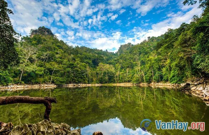 Núi rừng Việt Bắc
