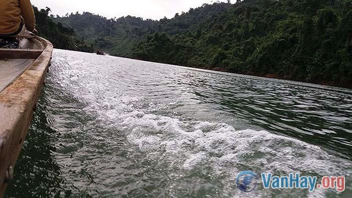 Vẻ đẹp của sông Hương ở thượng nguồn